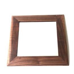 【 若い衆シリーズ】 wood mirror no.1 武内 舞子 限定1個