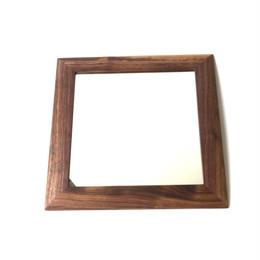 【 若い衆シリーズ】 wood mirror no.2 武内 舞子 限定1個