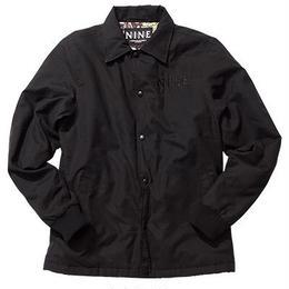 NINE RULAZ / speaker kush coach jacket