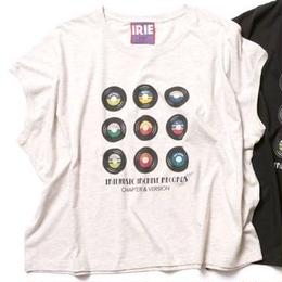 IRIE for GIRL /record Tee