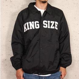 KINGSIZE /league logo coach jacket