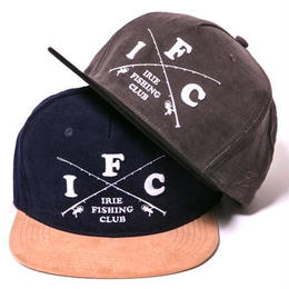 IRIE by irie life /I.F.C CORDUROY SNAP BACK CAP