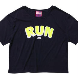 IRIE for girl /run tee
