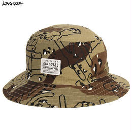 KINGSIZE /draw camo hat