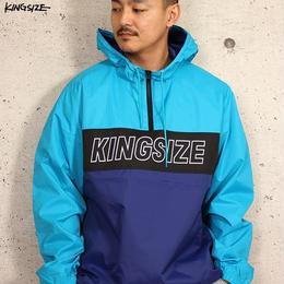 KINGSIZE /box logo pullover hooded
