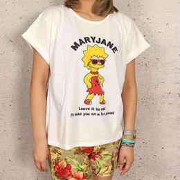 MARY JANE by KINGSIZE /rely gyal Tee