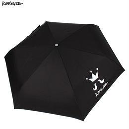 KINGSIZE /main logo folding umbrella