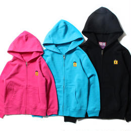 IRIE KIDS /record hoodie