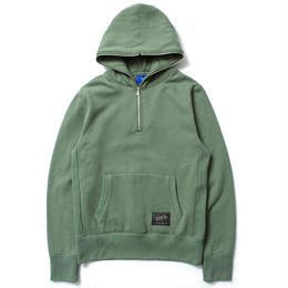 irie life /half zip hoodie
