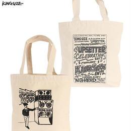 KINGSIZE /boombastic tote bag