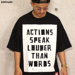 KINGSIZE /actions big Tee