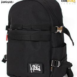 KINGSIZE × healthknit day pack