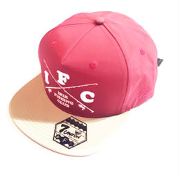 IRIE by irie life -IRIE FISHING CLUB- × 7 union Snap Back Cap