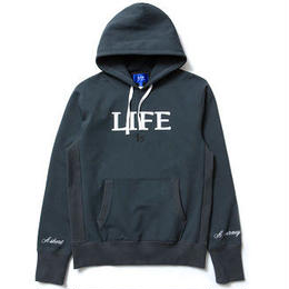 irie life /life is hoodie
