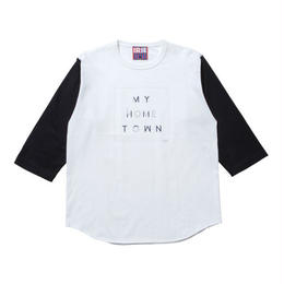 IRIE by irie life /my home town 3/4 sleeve Tee