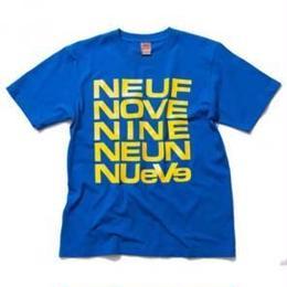 NINE RULAZ /5 nine Tee