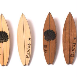 irie berry /WOOD SURF BOAD ピアス