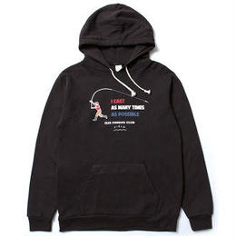 IRIE FISHING CLUB /casting pull over hoodie