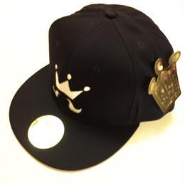 KINGSIZE (NG HEADプロデュース) /MAIN LOGO SNAP BACK CAP