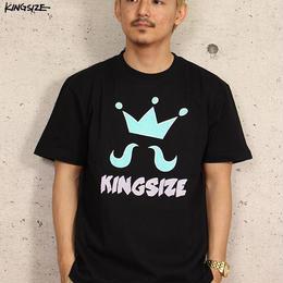 KINGSIZE /HiGE comic logo Tee