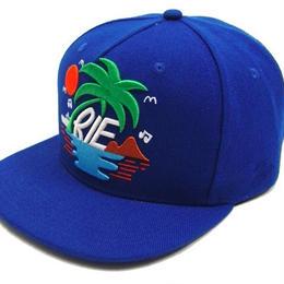 IRIE by irie life × 7 union /BLUE ISLAND CAP