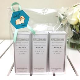 【発売記念3本セット】ミネ塩ラル ホワイト(歯の美白美容液)26g