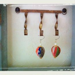 気球ピアス101(チタン)
