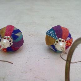 気球ピアス102(チタン)