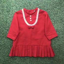 JurianKinder *red mini one piece【jk49】