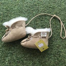 *JurianKinder*sheepskin baby shoe