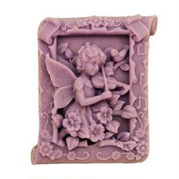 可愛い妖精のモールド H015
