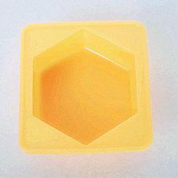 シンプルモールド 六角形型 J004
