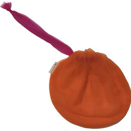 巾着regular (orange)