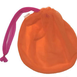 巾着big (Orange)