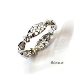 指輪 フィッシュリング sg◆BR-3019