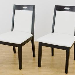 いす 椅子◆トレノ ダイニング チェア 2脚入◆vlt46