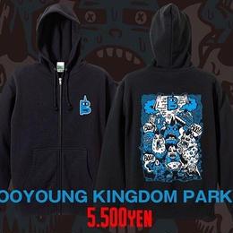 『BOOYUNG KINGDOM PARKA』
