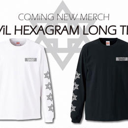 EViL HEXAGRAM LONG TEE
