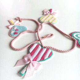 Lollipop  candy walldecor
