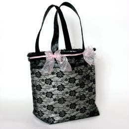 Lacy girl vinyl bag