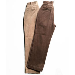 [再入荷] CORDUROY TROUSERS