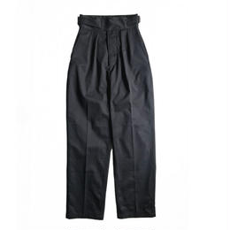 <7月29日オンラインストアにて再販>GURKHA TROUSERS