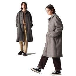 【9月発売】STAND FALL COLLAR COAT