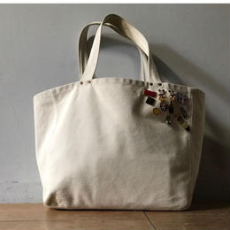 LONG HANDLE TOTE BAG
