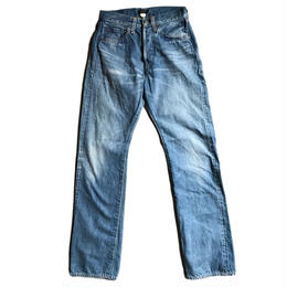 NANCY Loose Tapered Jeans FADE INDIGO