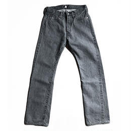 【アトリエ限定】NANCY Loose Tapered Jeans FADE BLACK