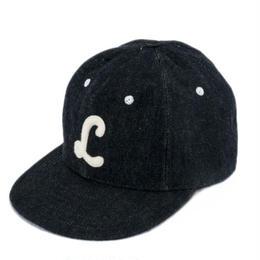 LENO X EBBETS FIELD FLANNELS BALL CAP