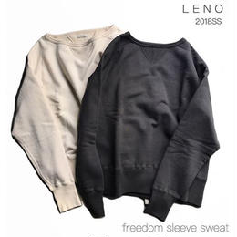 FREEDOM SLEEVE SWEAT SHIRT