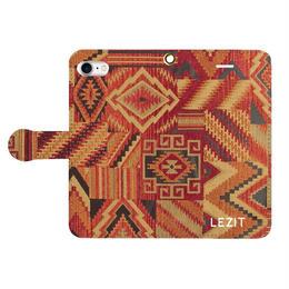 LEZIT NATIVE iPhone Case