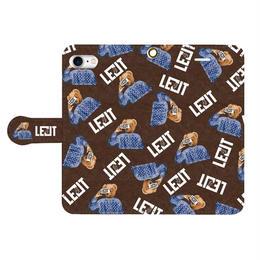 LEZIT BEAR iPhone Case